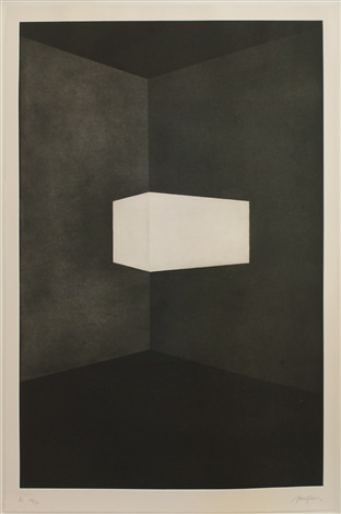 first light a1 from suite of 20 by james turrell