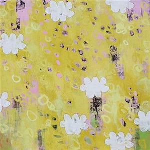shining through between curtain by junko yamamoto
