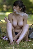 french pot smoker by richard kern