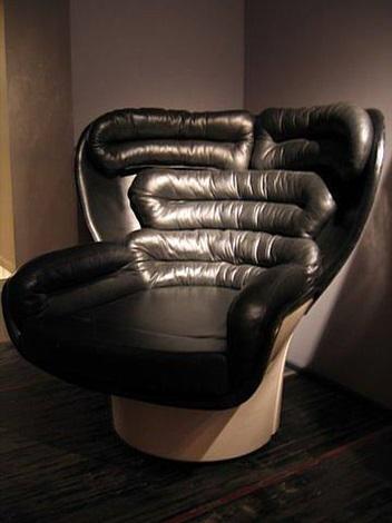 fauteuil elda by joe colombo