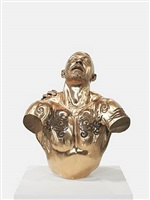 buck in ecstasy by marc quinn