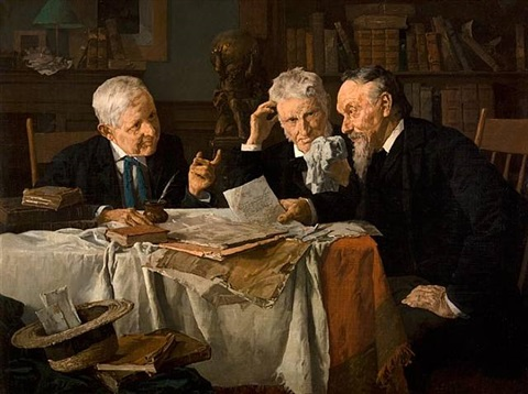 a discussion by louis charles moeller