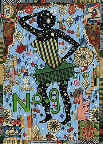 girl of the winter stars by tony fitzpatrick