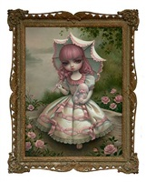 virgin and child by mark ryden