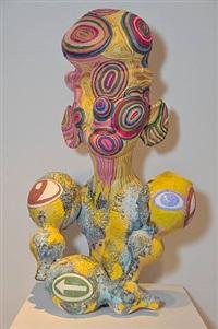 yellow man by michael lucero
