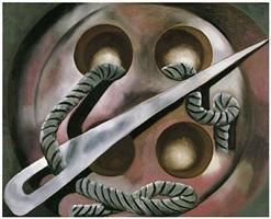 the hunter's dream by francesco clemente
