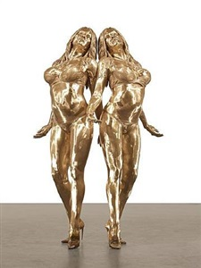 the ecstatic autogenesis of pamela by marc quinn
