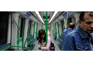madrid subway line 12 by pablo zuleta zahr