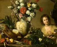 the gardener by bernardo strozzi