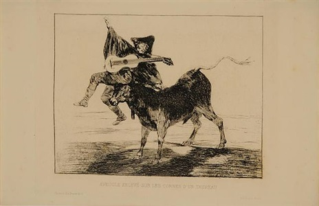spanish masters by francisco de goya