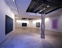 installation view by shirazeh houshiary