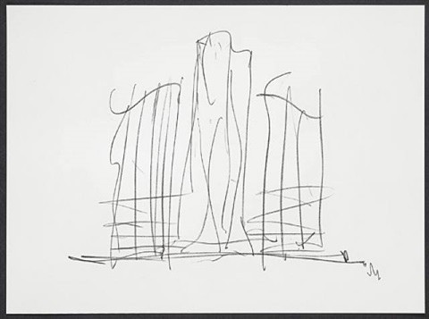 study 2 by frank gehry
