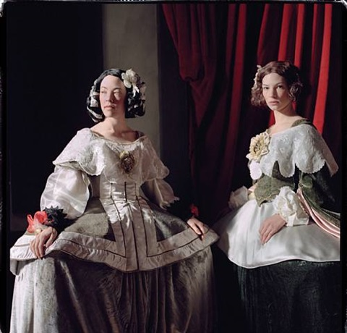 the meninas by eve sussman