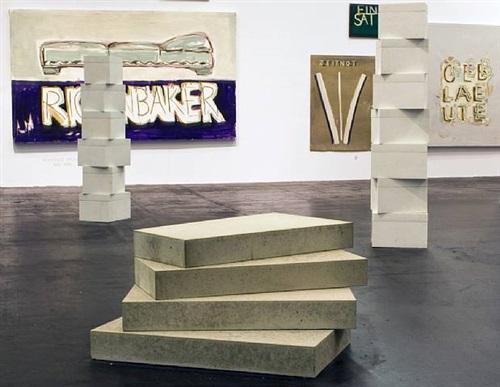 reinhold krüger & hubert kiecol erstpräsentation art cologne 2010