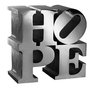 hope by robert indiana