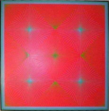 complimentary fusion by richard anuszkiewicz