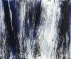 schwarz und blau by raimund girke