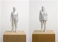 portrait 1:3 by karin sander
