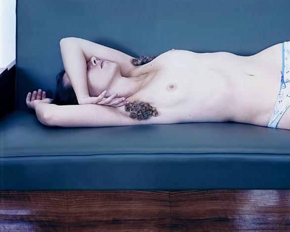 hair 02 (laying) by aneta grzeszykowska