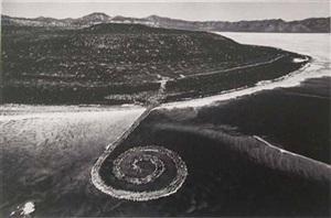 spiral jetty by gianfranco gorgoni