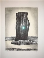 stonehenge by henry moore