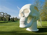 wellness skull by atelier van lieshout