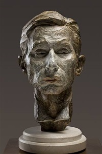 magician bust by richard macdonald