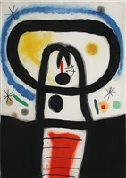 equinoxe by joan miró