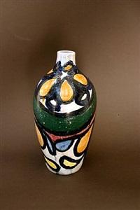 vase en faïence by maurice de vlaminck