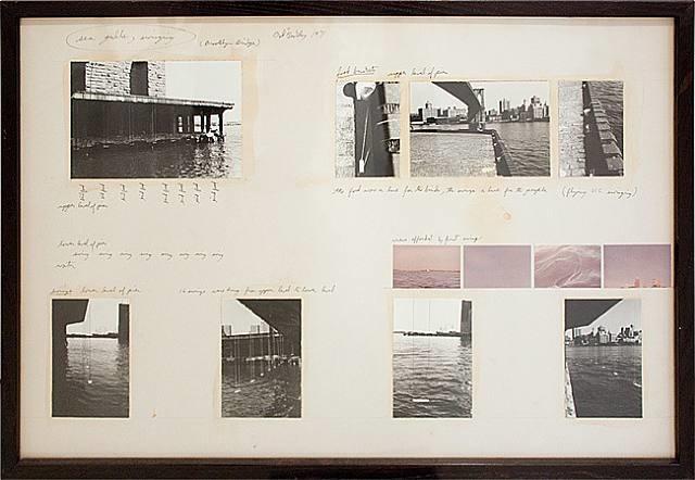 brooklyn bridge swings by bill beckley