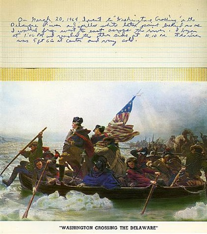 washington's crossing by bill beckley