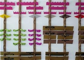 tanzschule für eine marionette (ausschnitt) by suse weber