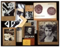 semina (reproduction) by wallace berman