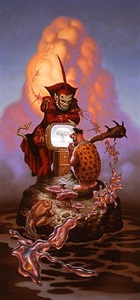 the world we live in by todd schorr
