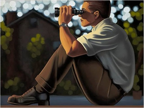 looking by kenton nelson