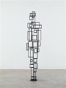 construct ii by antony gormley