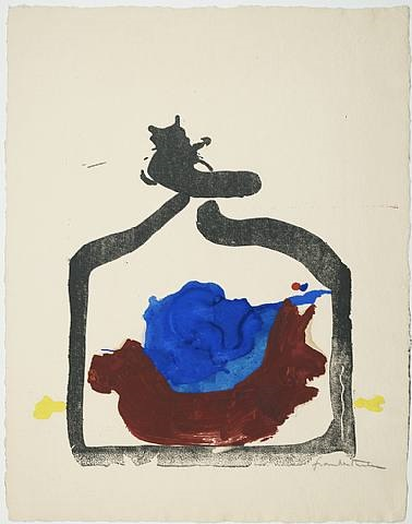 may 26 backwards by helen frankenthaler