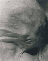 wet silk by erwin blumenfeld
