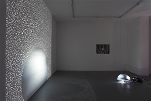 fear of falling - installation view by max sudhues