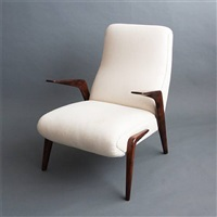 armchair by osvaldo borsani