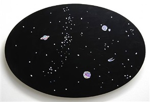 outer space by karen kilimnik