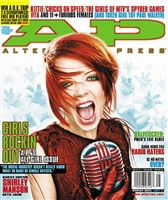 alternative press magazine, july 2001