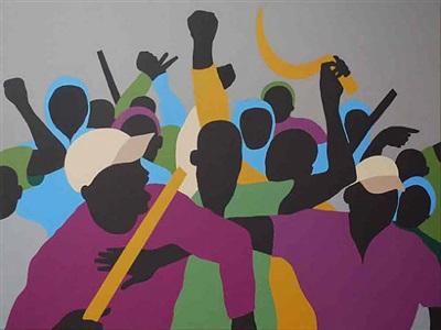 revolt-- seyithemba by david herman