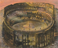 colosseo by eugene berman