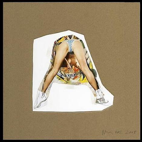 untitled (de kooning) by richard prince
