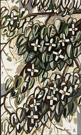 dogwood i by david bates