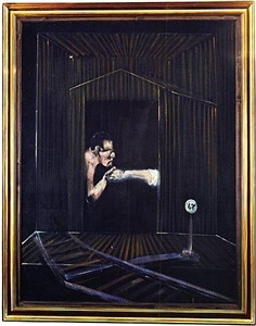 the end of the line by francis bacon