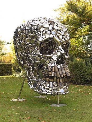 mind shut down by subodh gupta