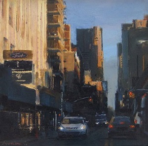 crosstown on 54th by ben aronson