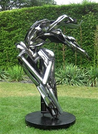 dancer ii by isobel folb sokolow